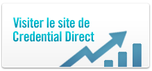 Visiter let site de Credential Direct