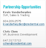 Partnership Opportunities Contact Us